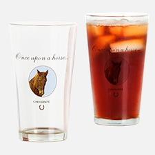 Horse Theme Item   Drinking Glass   #5558