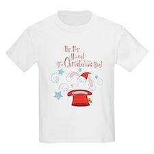 Hip Hop Hooray! Its Christmas Day! T-Shirt