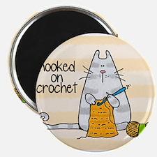 Hooked on crochet II Magnets