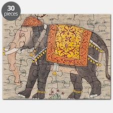 ELEPHANT INDIA Puzzle