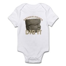 archeology digs Infant Bodysuit
