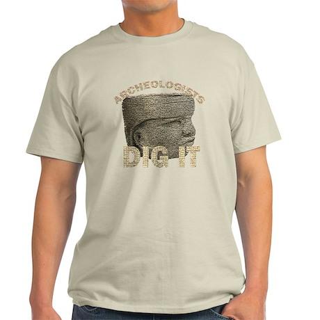 archeology digs Light T-Shirt