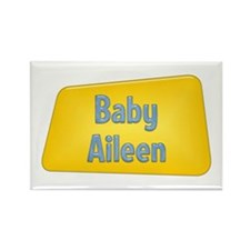 Baby Aileen Rectangle Magnet (10 pack)