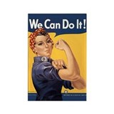 Rosie the riveter 10 Pack