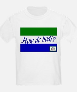 how de bodi T-Shirt