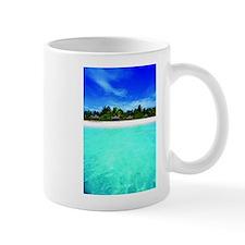 Island from the sea Mugs