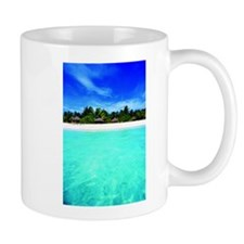Island from the sea Mugs