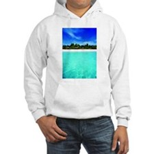 Island from the sea Hoodie