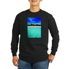 Island from the sea Long Sleeve T-Shirt