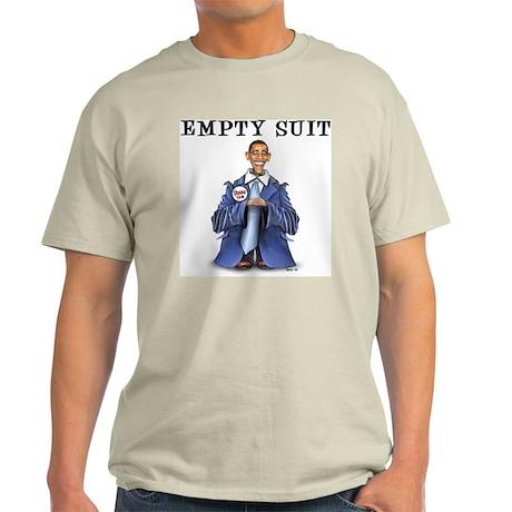 Obama - Empty Suit Light T-Shirt
