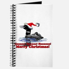 Christmas Loon Journal