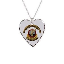 Army - 7th Psychological Operations Bn Necklace