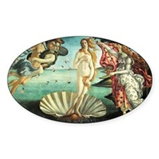 The Birth of Venus by Sandro Bottic Decal
