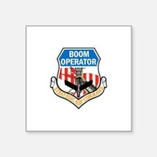 SAC Boom Sticker