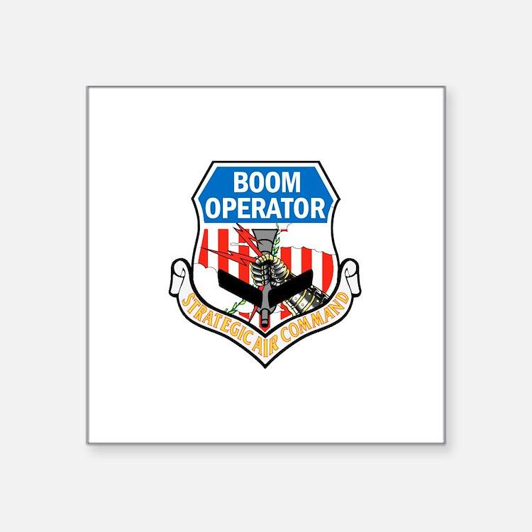 SAC Boom Sticker
