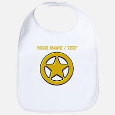 Sherriff Badge Bib