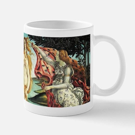 The Birth of Venus by Sandro Botticelli Mug