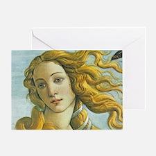 Venus * Sandro Botticelli Greeting Card
