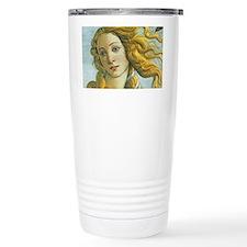 Venus * Sandro Botticel Travel Coffee Mug