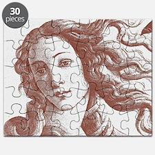 Venus * Sandro Botticelli Puzzle