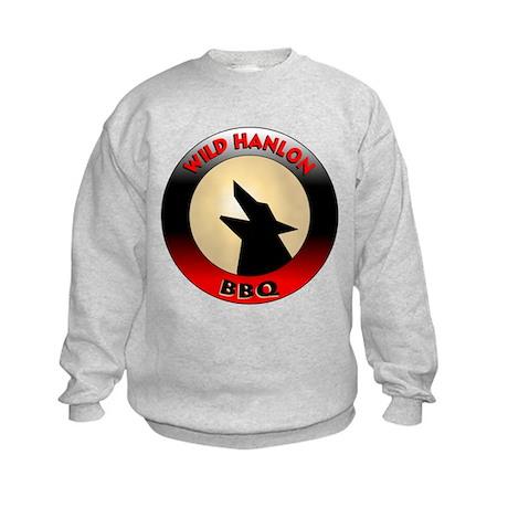 Wild Hanlon BBQ Kids Sweatshirt