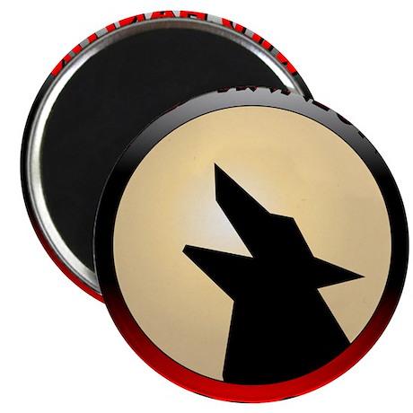 """Wild Hanlon BBQ 2.25"""" Magnet (10 pack)"""