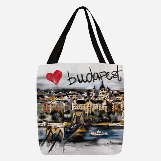 Cute Travel Polyester Tote Bag