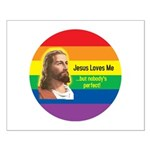 JESUS LOVE ME Small Poster
