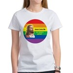JESUS LOVE ME Women's T-Shirt