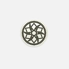 Bike chainring Mini Button