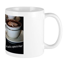 Mug, authentic capuccino made in Florence, Italy