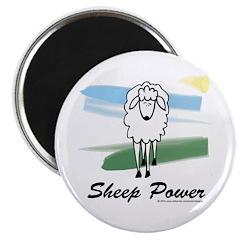 Sheep Power Magnet