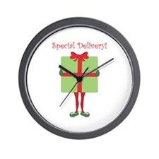 Special Delivery! Wall Clock