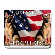 All American! Mousepad