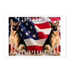 All American! Postcards (Package of 8)