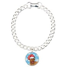 Holiday Dogue de Bordeaux Bracelet
