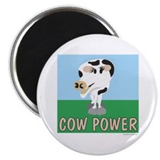 Cow Power Magnet