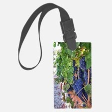 Sonoma Valley Luggage Tag