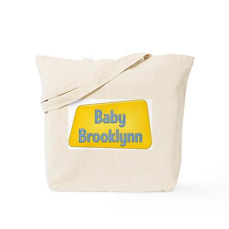 Baby Brooklynn Tote Bag