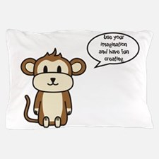Use Your Imagination And Have Fun Creating Pillow