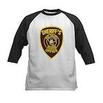 Nye County Sheriff Kids Baseball Jersey