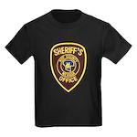 Nye County Sheriff Kids Dark T-Shirt