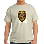 Nye County Sheriff Light T-Shirt
