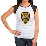 Nye County Sheriff Women's Cap Sleeve T-Shirt