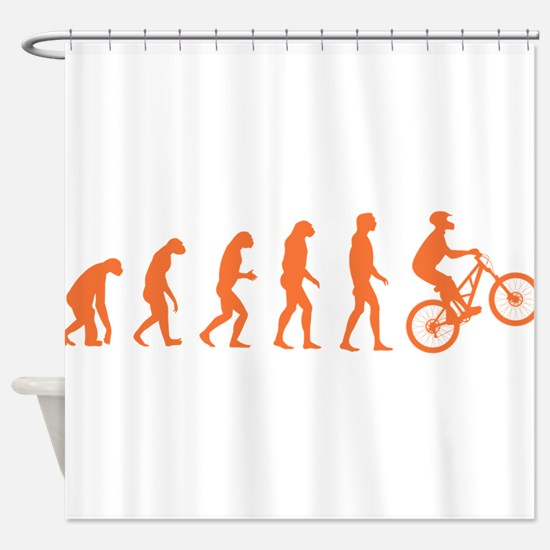 Cute Genetics Shower Curtain