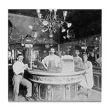 Paris Bar, 1895 Tile Coaster