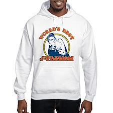 Rosie Riveter Best Stepmom Hoodie