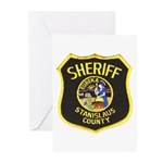 Stanislaus County Sheriff Greeting Cards (Package