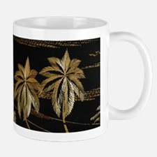 Palms from straw Mugs