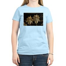 Palms from straw T-Shirt